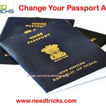 How To Change Online Passport Address, Know Here-