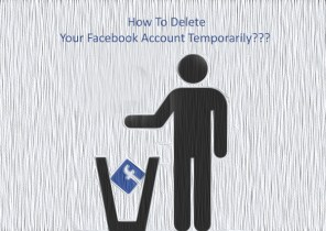How To Delete Your Facebook Account Temporarily | Need Tricks