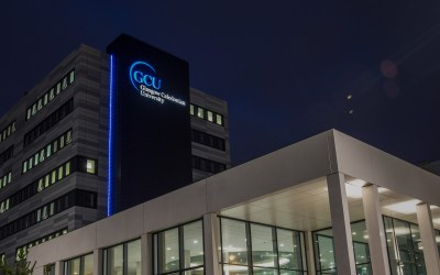 Transforming the user experience at Glasgow Caledonian University