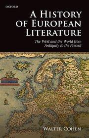 © Boekcover van A History of European Literatute van Walter Cohen