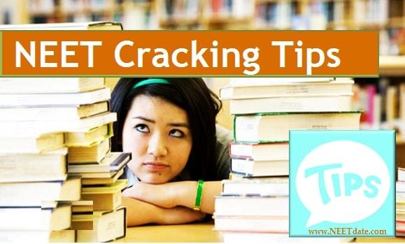 NEET 2017 Cracking Tips