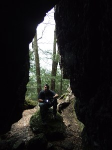 Sunderland Ice Cave