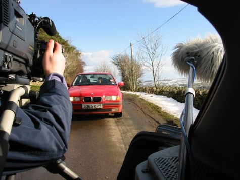 Camera Car 1