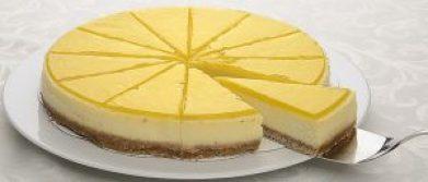 Limonlu Cheesecake Tarifi - Kek Tarifleri