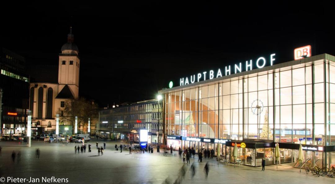Main train station Cologne