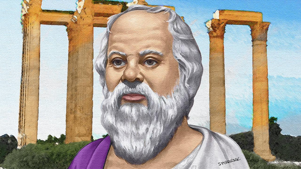 """Sedangkan hukum sebagai perilaku dipelajari oleh sosiologi hukum, antropologi. Belajar """"Makar"""" dan Integritas dari Socrates - NegaraHukum.com"""
