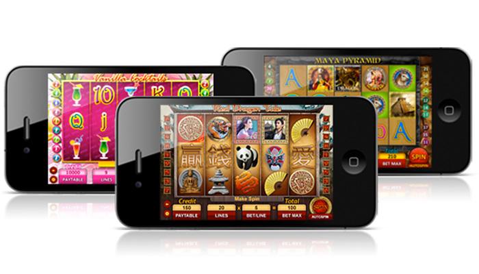Permainan Game Slot Online Joker123 Menggunakan Smartphone