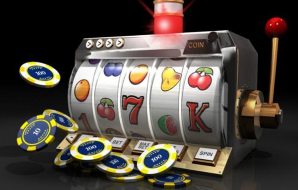 Mesin Slotting Pada Game Slot online