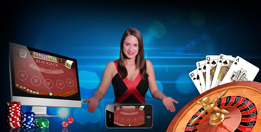 Mengumpulkan Rupiah Bermain Game Live Casino