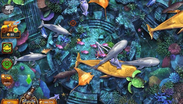 Game Tembak Ikan Populer di Sbobet