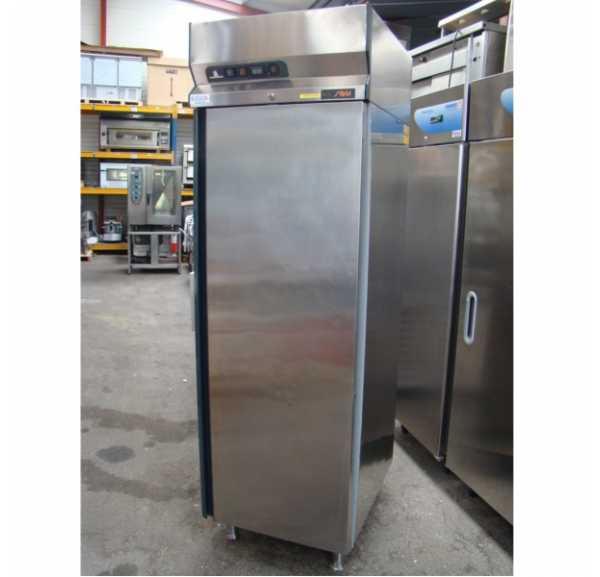 sagi occasion armoire refrigeree positive inox 650 l e60bx