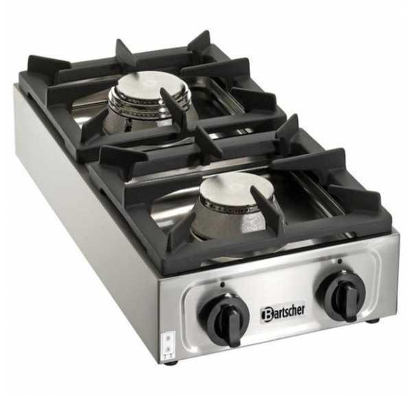 plaque de cuisson mobile au gaz