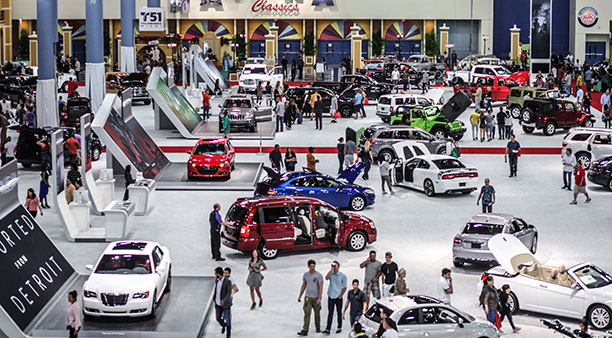 MIAMI INTERNATIONAL AUTO SHOW RETURNS TODAY - Car show miami today