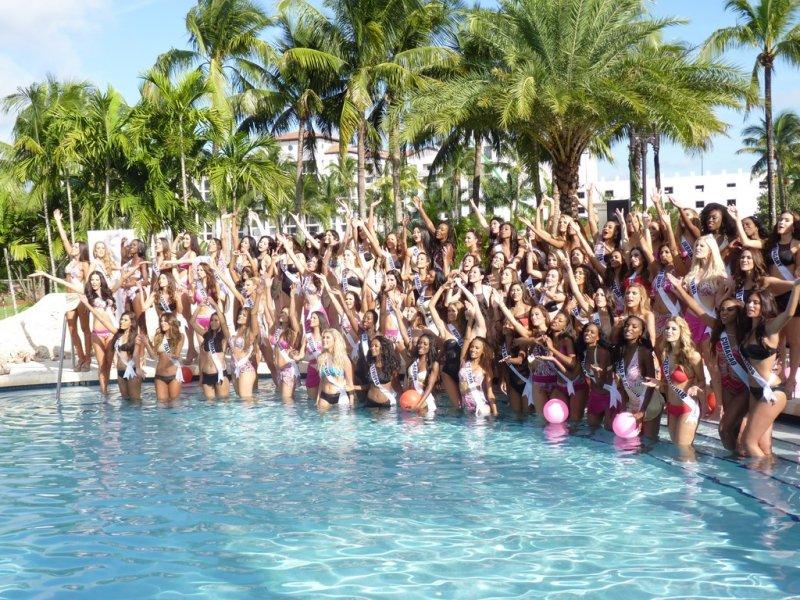 GALERÍA: Candidatas a Miss Universo en vestido de baño