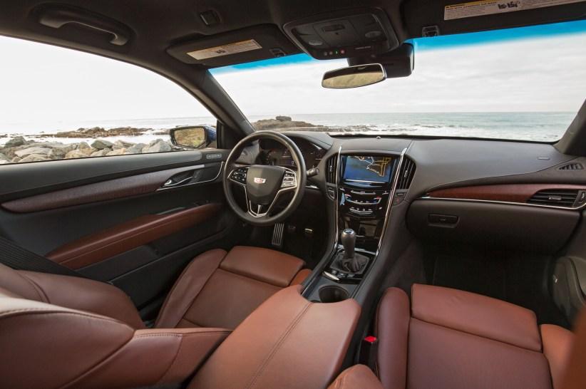 Cadillac ATS Coupe de 2015