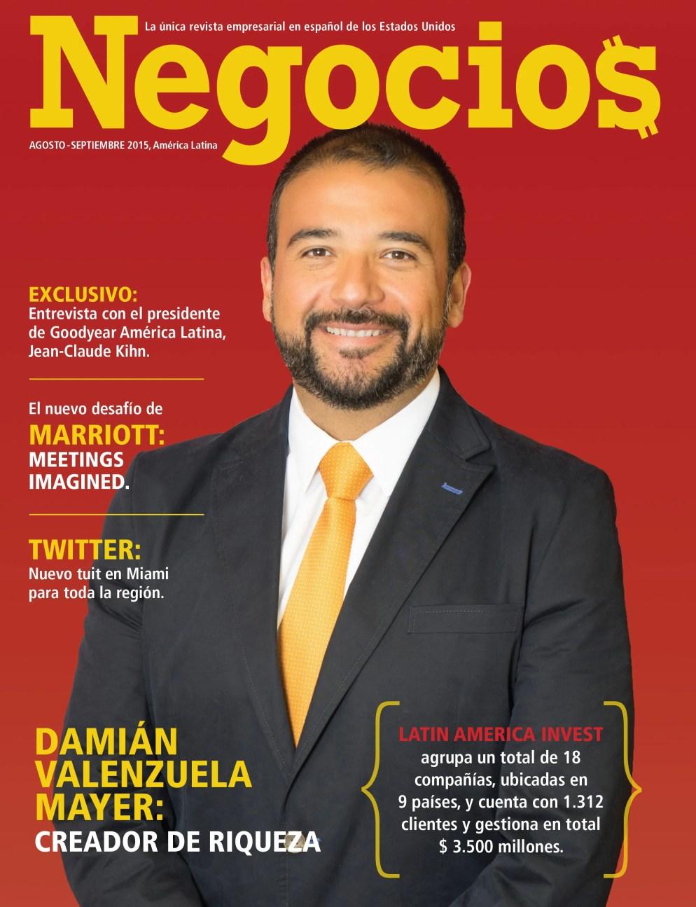 DAMIÁN VALENZUELA MAYER