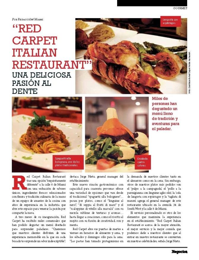Red_Carpet_Italian_Restaurant_Negocios_Enero_Febrero_2016_pagina_47