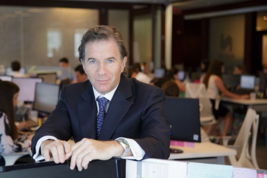 Sergio Roitberg, presidente & CEO de Newlink.