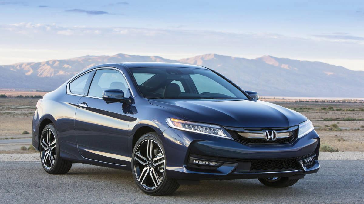 2020 Honda Accord Coupe Rumors