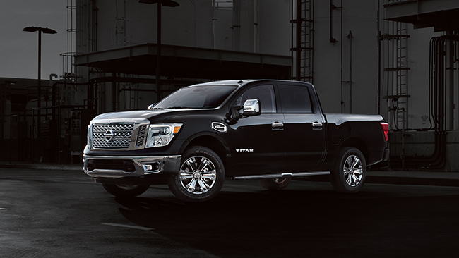 NISSAN TITAN 5.6 L, DOUBLE CAB POWER AND COMFORT