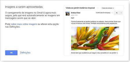 Gmail Agora Mostra Imagens Sempre