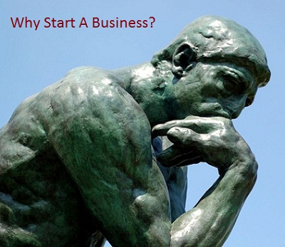 Why Start a Business