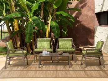 Divani, seggiole, tavoli per esterno dallo. Arredo Giardino Nardi
