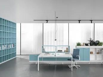 Ci sono tanti modelli di scrivanie per lo studio in casa che possono avere uno stile moderno e scandinavo. Negozi Di Arredo Ufficio