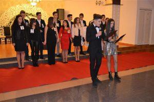 Balul Bobocilor la Liceul Ionita G Andron 12