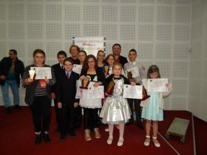 Poza de la concursul de la Vaslui