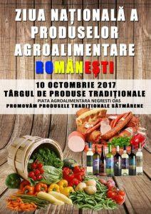 ziua nationala a produselor romanesti la Negresti Oas