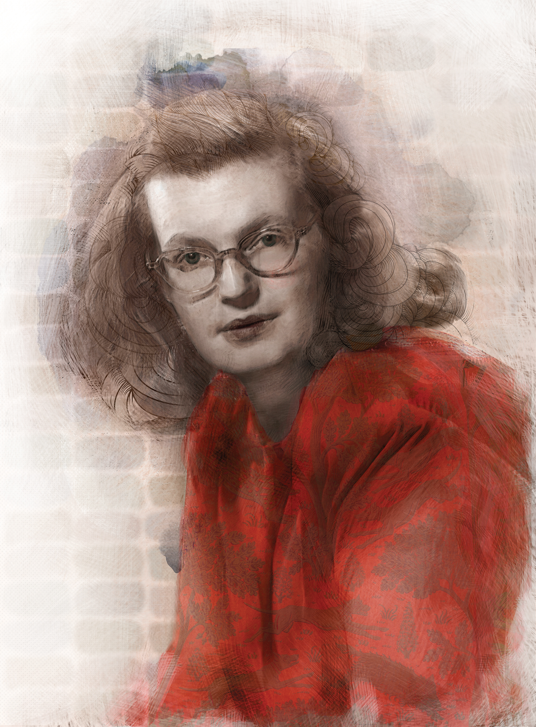 The Voice of Shirley Jackson Was Unnerving and Full of Foreboding     The Voice of Shirley Jackson Was Unnerving and Full of Foreboding    National Endowment for the Humanities  NEH