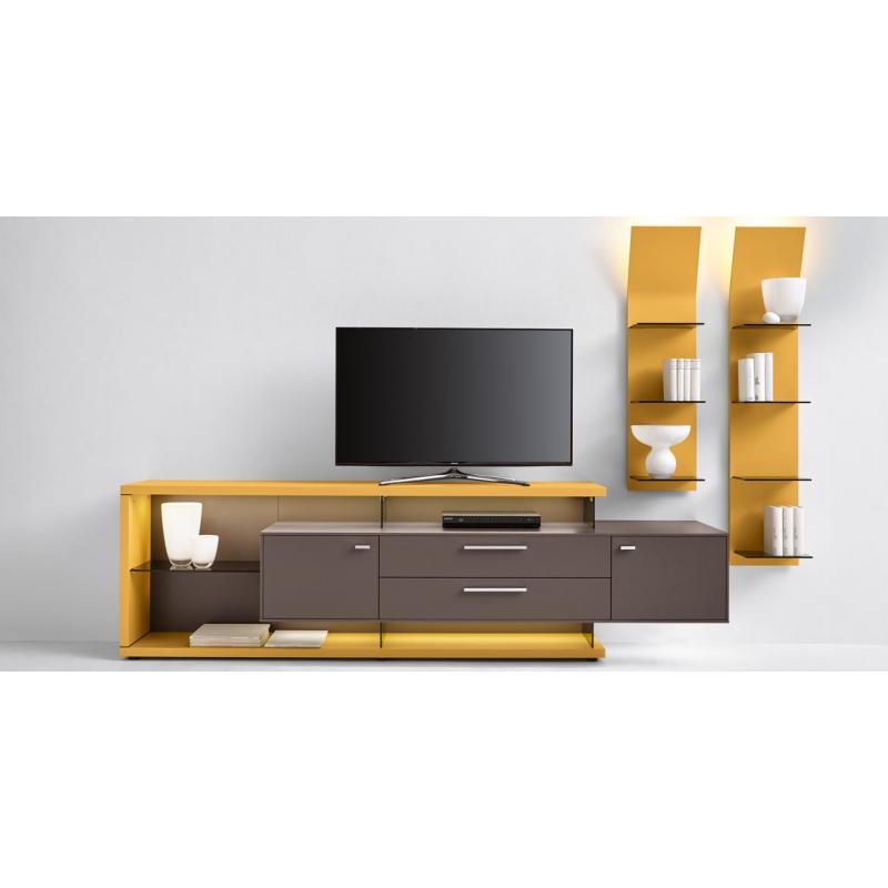 meuble tv contemporain avanguardiste