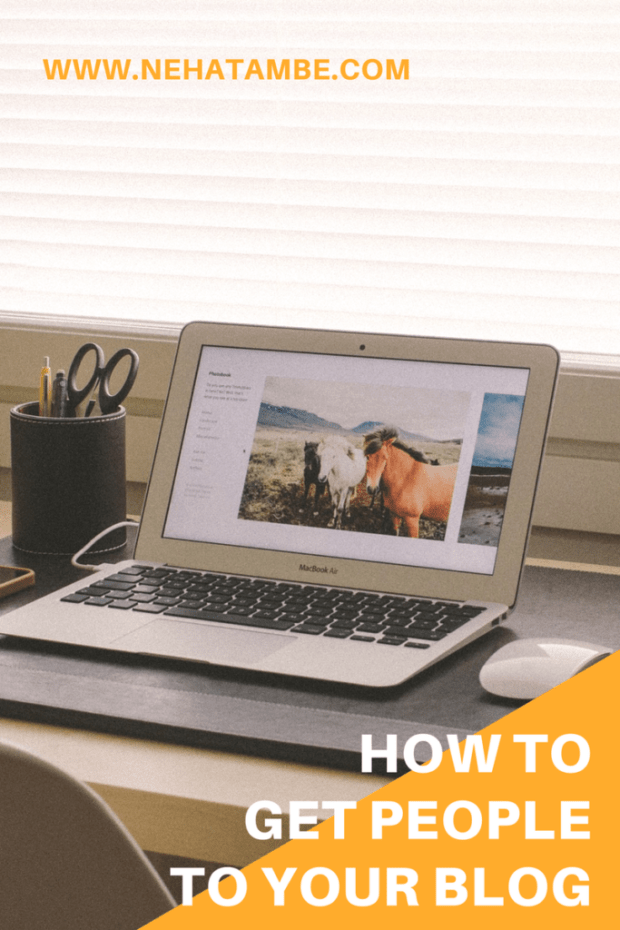 Seven tips to grow your blog traffic