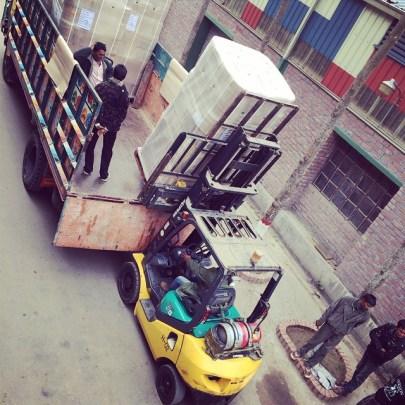 Edirnekapı Kiralık Forklift