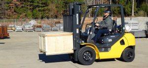 Etiler Kiralık Forklift