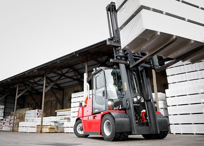 Yeşilköy Kiralık Forklift