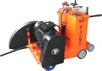Elektrikli Asfalt Ve Beton Kesme Makinası