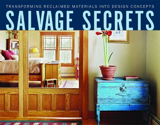 salvage secrets design and decor book cover