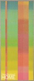 Peach Bars (2014), 21″W × 48″H