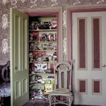 "Dr Ralph Horne's House, Boston: Ralph's toy closet (2007), 30"" x 30"""