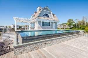 Coastal Pool House
