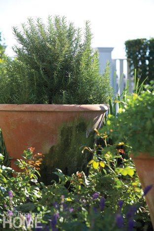 Patrick Ahearn giant pots