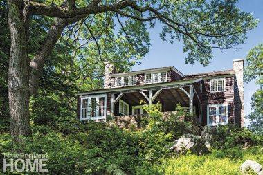 Robinson camp style cabin
