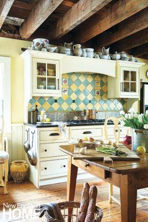 Historic Concord Home cabinets