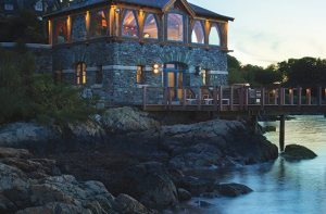 Newport boathouse