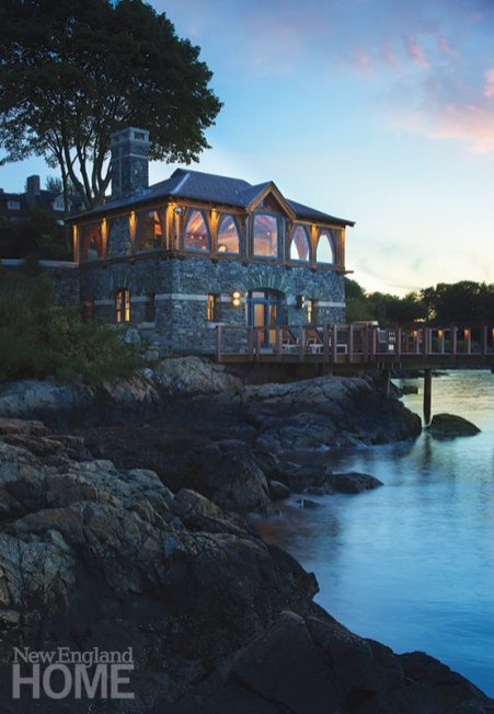 Newport boathouse