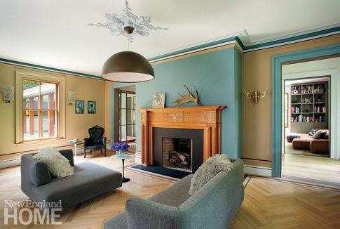 Butz+Klug Architecture living room