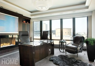 Leslie Fine office
