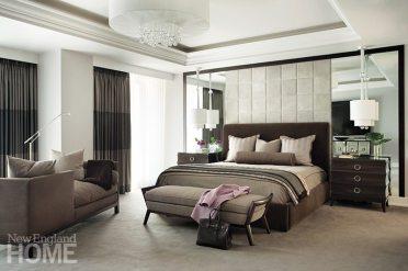 Leslie Fine bedroom